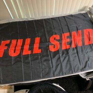 Full Send Flag
